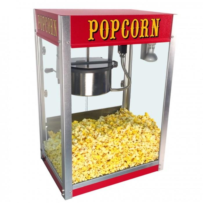 popcorn k pronájmu