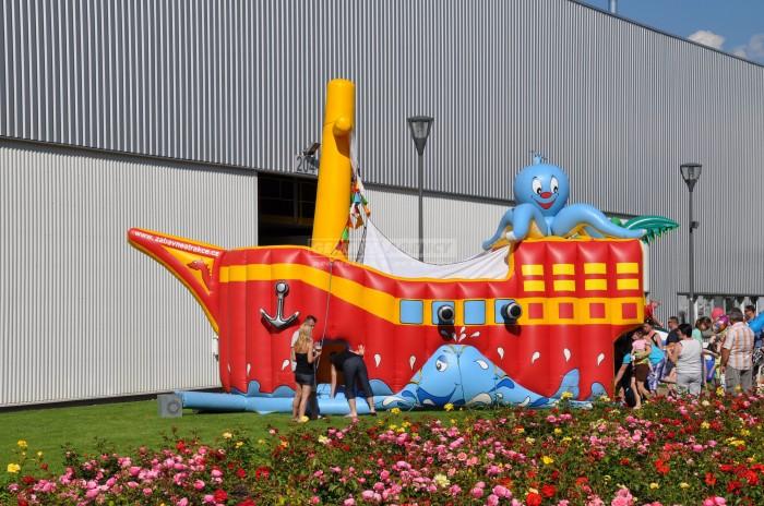 Aktivní centrum Pirátská loď