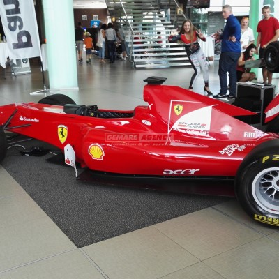 Simulátor Formule F1 Ferrari