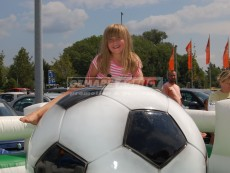 Pronájem fotbalového simulátoru