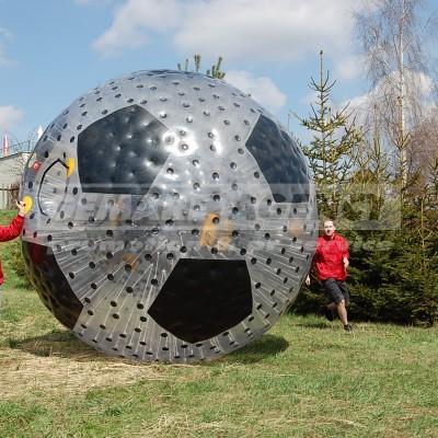 Fotbalový zorb