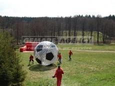 fotbalové koule k pronájmu