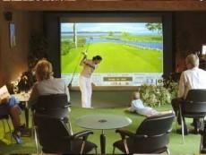 golf pronájem