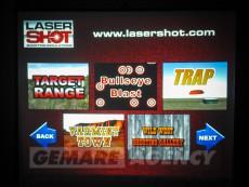 Laserová střelnice k pronájmu