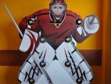 Hokej - lovec světla