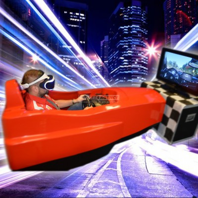 Racing simulátor - Virtuální Realita