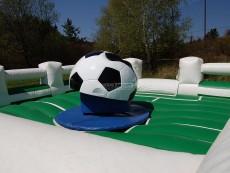 pronájem fotbalových atrakcí