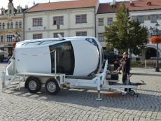 simulator-pretoceni-vozidla-na-strechu