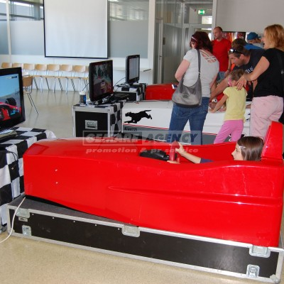 Racing simulátor