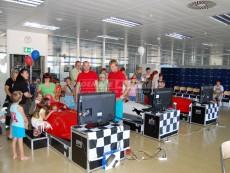 Pronájem Racing simulátoru