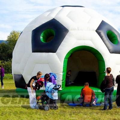 Skákací hrad Fotbalový míč