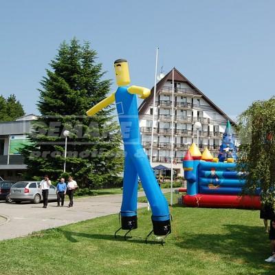 Skydancer - modrožlutý